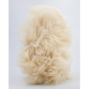Шерстяная Рукавица для Мойки Nanolex Wash Mitt, Белая