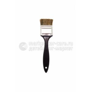 Щетка-кисточка Hi-Tech с черной ручкой