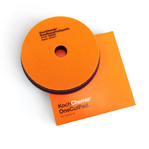 One Cut Pad Koch Chemie - полировальный круг 150 x 23