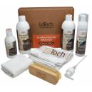 Большой набор для ухода за кожей LeTech LEATHER CARE KIT ADVANCED