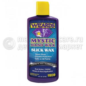 Финишная паста с воском Wizards Nano Wax 235мл.