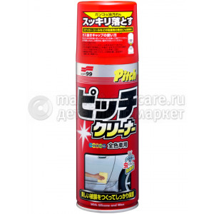 Удалитель смолы и гудрона Soft99 New Pitch Cleaner, 420ml