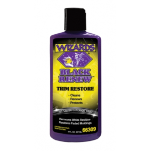 Black Renew Trim Treatment Wizards полироль для пластика