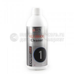 Средство для обезжиривания кожи LeTech Alcohol Cleaner EXPERT LINE, 500мл