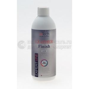 Защитный лак для кожи LeTech LEATHER TOP COAT, 500 мл (глянцевый)