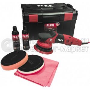Эксцентриковая полировальная машинка FLEX XFE 7-15 150 SET