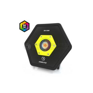 Прожектор светодиодный UNILITE 5 цветов, CRI 96+, 2300 Lm, 4400 mAh, IP65